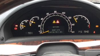 2000 2006 Mercedes Benz W220 S430 Cl500 Instrument Cluster