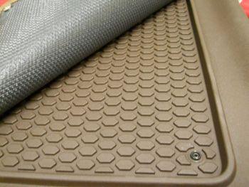 Ram Long Horn >> 1TD201TVAA | 2009-2012 Dodge Ram 1500 2500 3500 Longhorn Rubber Floor Mats Slush Mat 3 Pieces ...