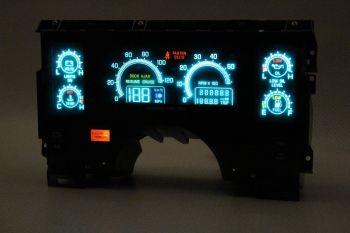 Yaw Rate Sensor >> 1990-1993 Buick Riviera Reatta Digital Instrument Cluster Speedometer - ExactFitAutoParts.com