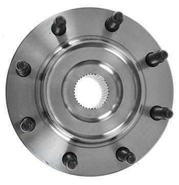 Gmc Sierra Chevrolet Silverado Truck Rear Wheel Bearing Hub Assembly For Models With Wheel Steering