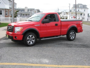 Ford F All New OE Style Fender Flares - 2008 f150