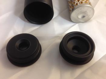 Billet Aluminum Low Profile Napa 4003 Wix 24003 Fuel Filter