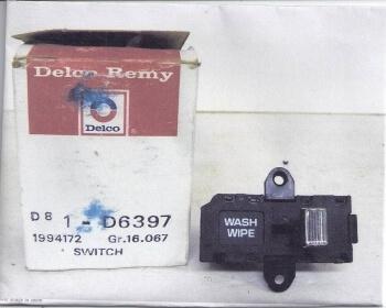 Yaw Rate Sensor >> 1994172   1975-1977 Chevrolet GMC C and K Series Blazer ...