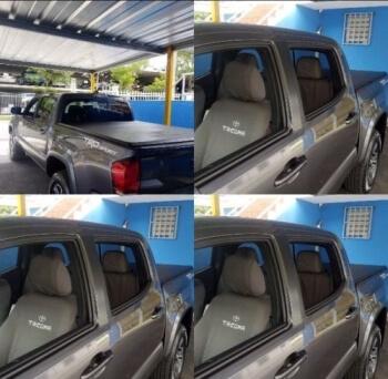 2001 2018 Toyota Tacoma Seat Covers Exactfitautoparts Com
