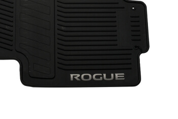... 2014 2018 Nissan Rogue Genuine OEM All Weather Carpet Floor Mats ...