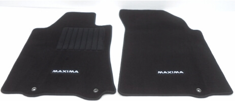 ... 2016 2018 Nissan Maxima Genuine OEM All Weather Carpet Floor Mats