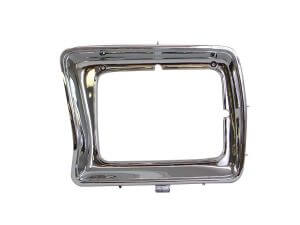PCKP177 | 1978-1979 Ford Bronco Rectangular Headlight Door ...