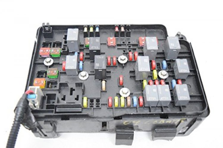 08 cobalt fuse box 2005-2010 chevrolet pontiac engine fuse box ... #13