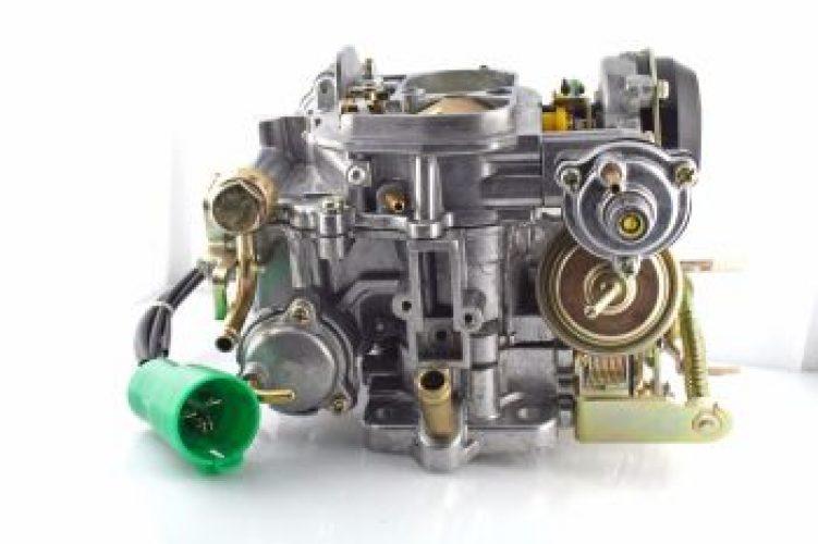 Toy505 19811987 Toyota Pickup 4runner 22r Engines Carburetor. Toy505 19811987 Toyota Pickup 4runner 22r Engines Carburetor With Green Round. Wiring. Carbureted Engine 22r Vacuum Diagram 1986 At Scoala.co