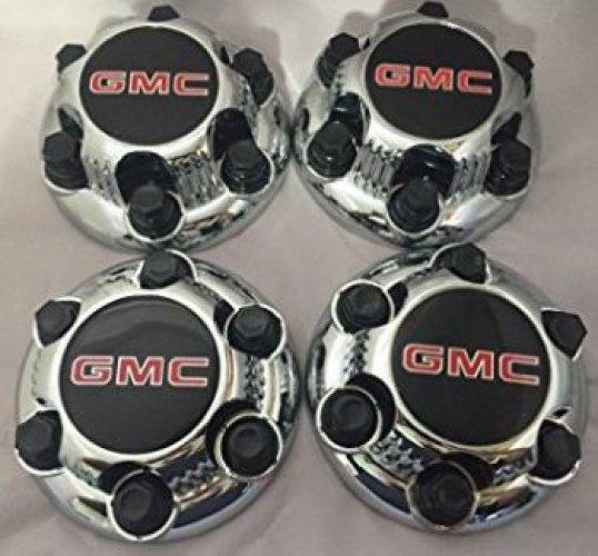 center gmc caps lug chrome inch hub wheel wheels rim covers hole sierra chevrolet 1999 replacement savana cap yukon part