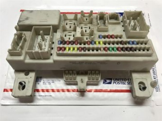 2004 2009 mazda 3 fuse box junction relay bcm body control module rh exactfitautoparts com Mazda 3 Fuse Box Location mazda 3 fuse box under glove box