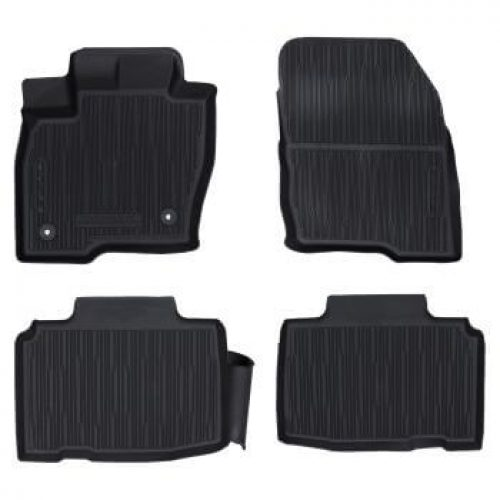 Ford Edge Oem New Front Rear All Weather Floor Mats